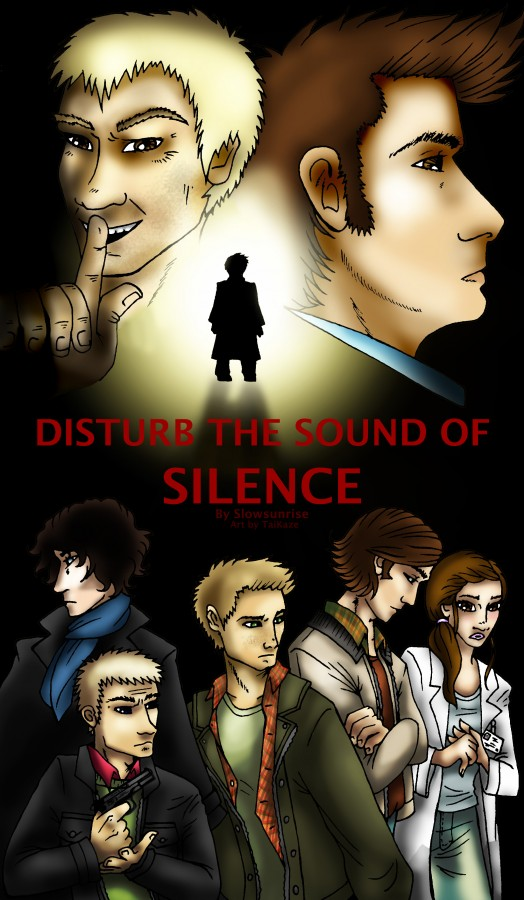 Disturb The Sound Of Silence-Front