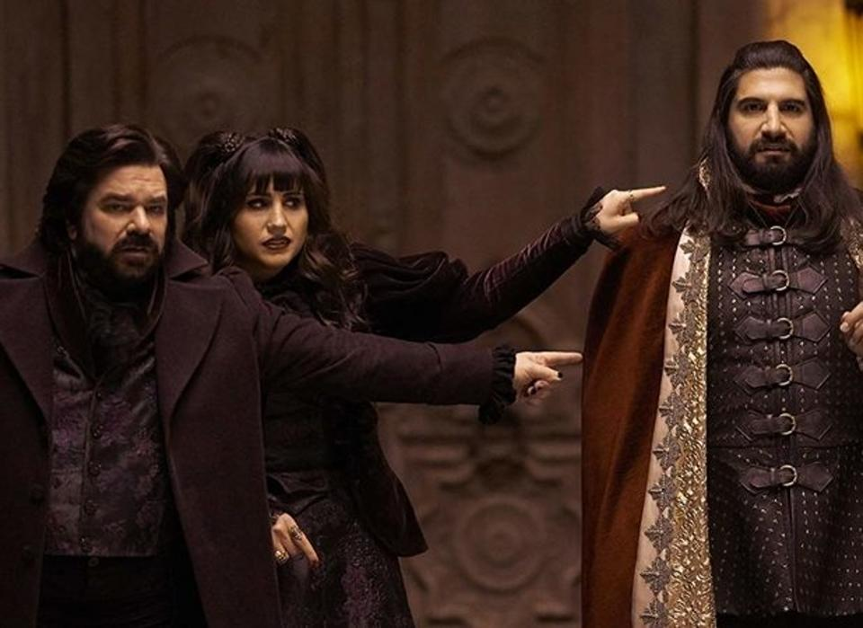 Сериалы лета Upload, Devs, Avenue 5, Space Force, What We Do in the Shadows, shadows