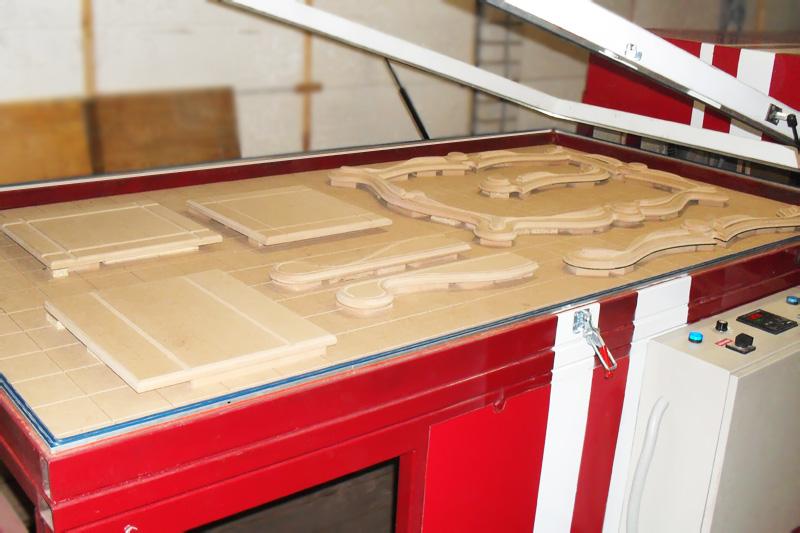 Оборудование для производства мебели, станки для