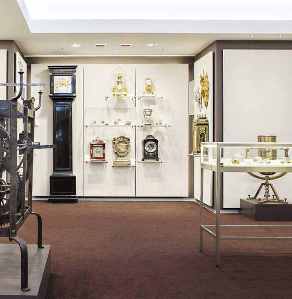 Музей часов в Цюрихе -