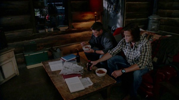 SPN810 samdean together