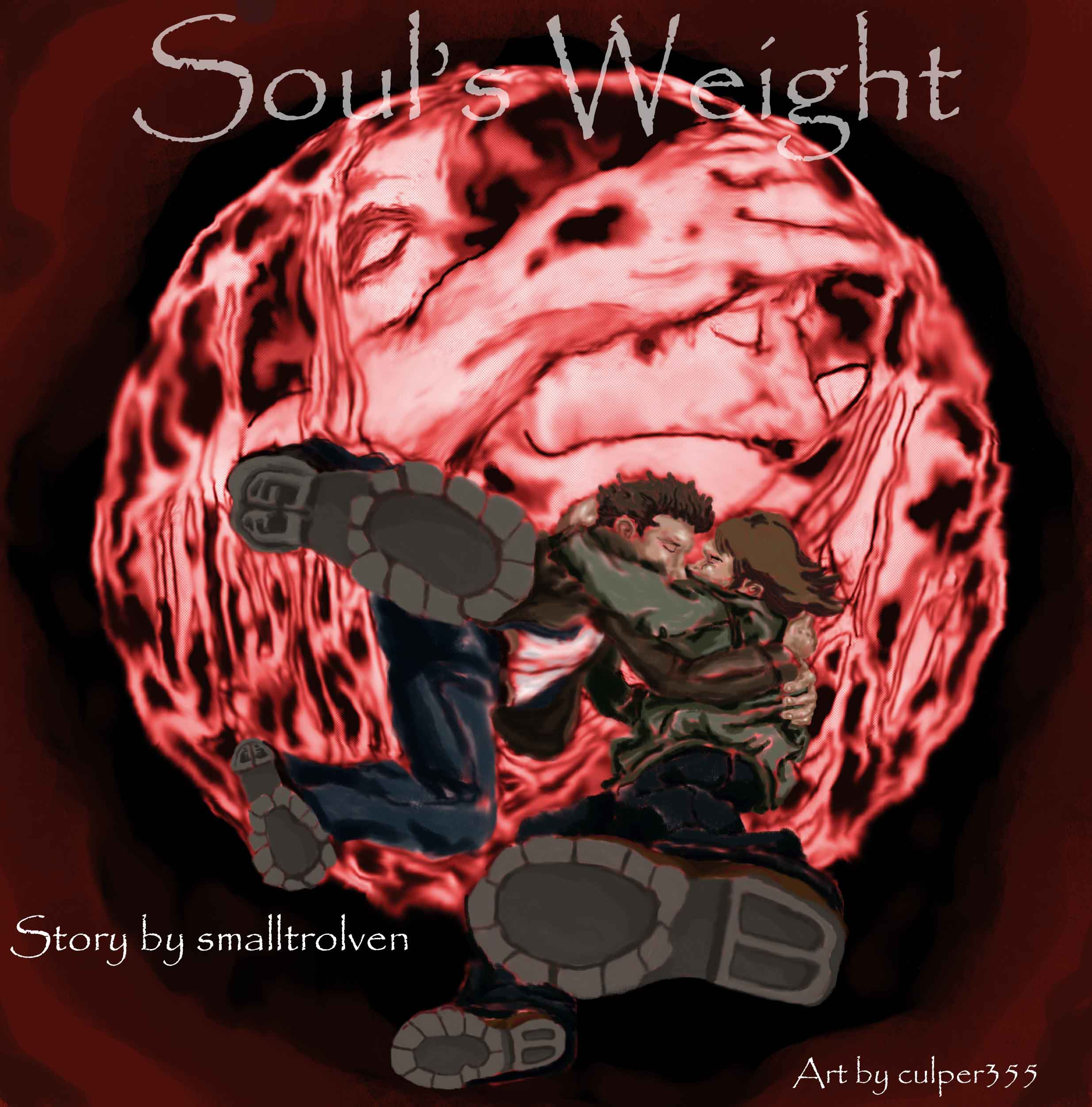 Souls Weight Banner
