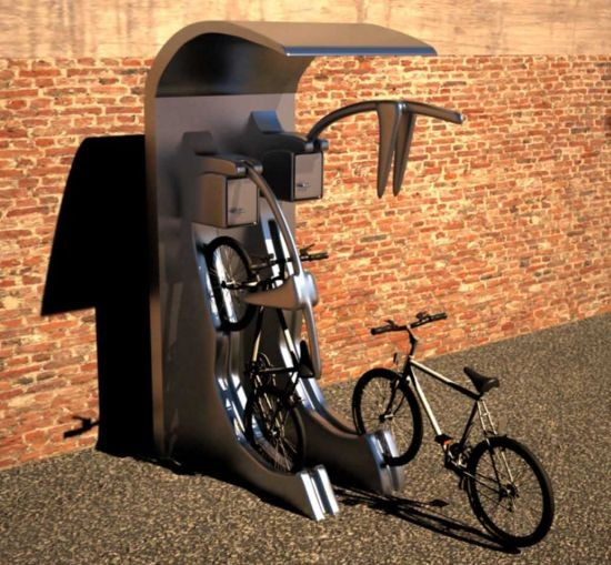 велопарковка-концепт