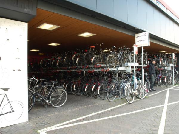 велопарковка-амстердам