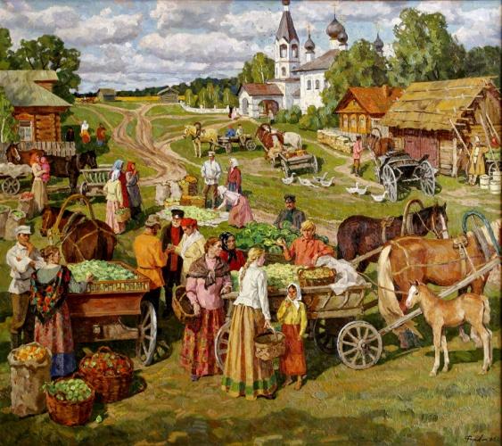Фото уборка урожая