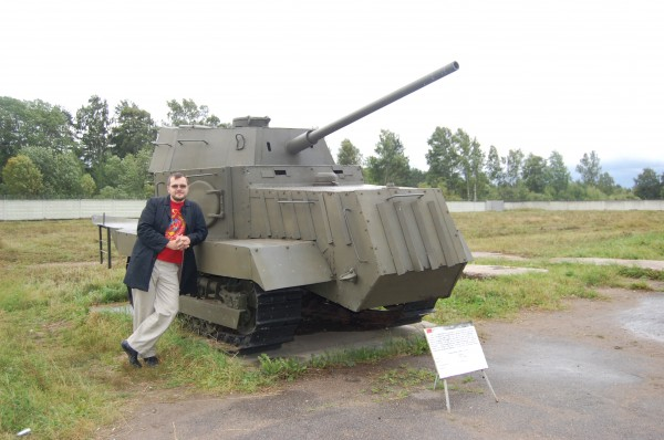 танк-загадка