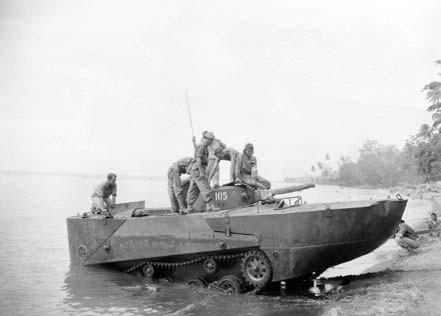 Ка-Ми плавающий танк