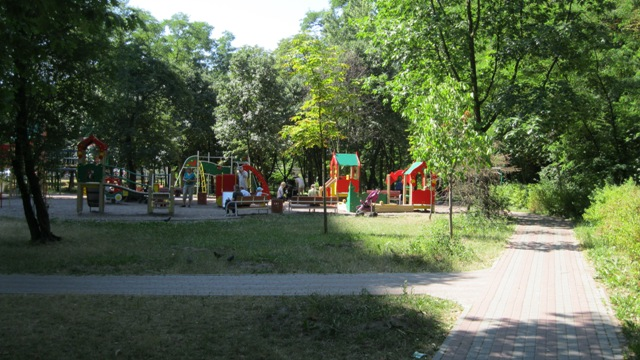 Парк Нивки