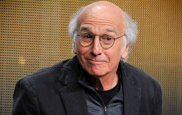 larry david is a bastard