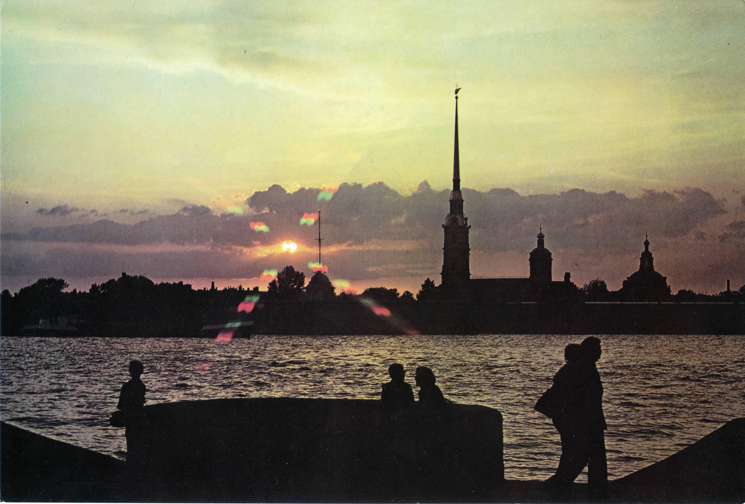 Ленинградская область белые ночи 17 фотография