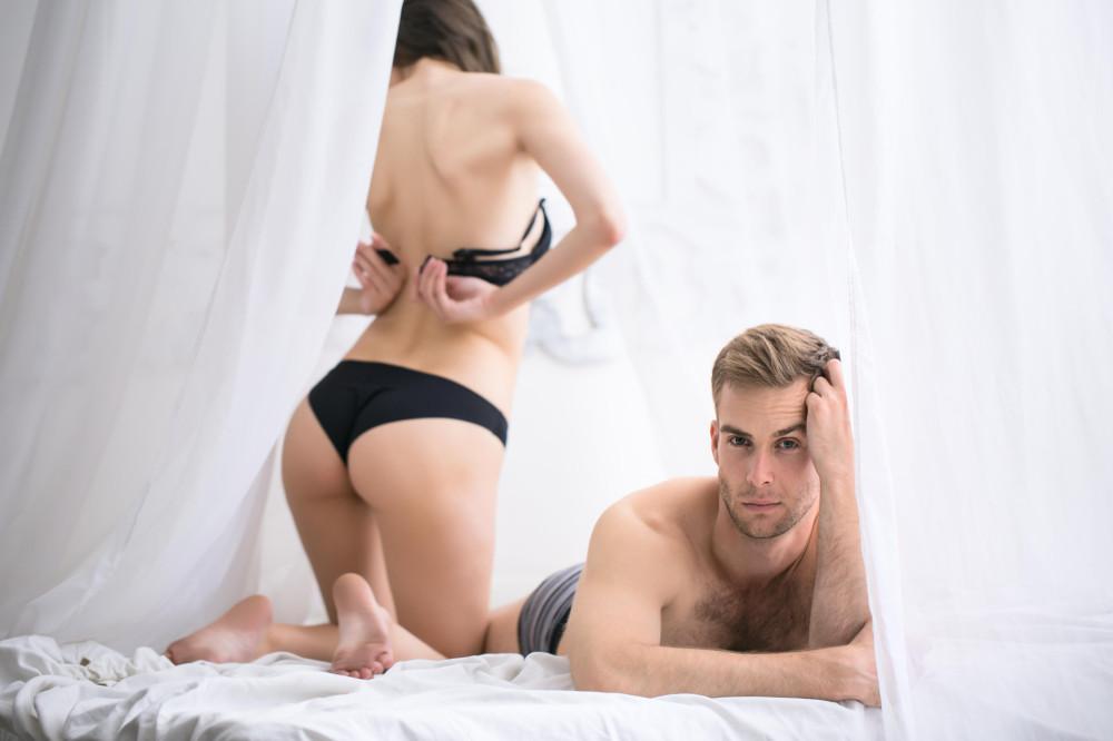 Посивность секс мужчины
