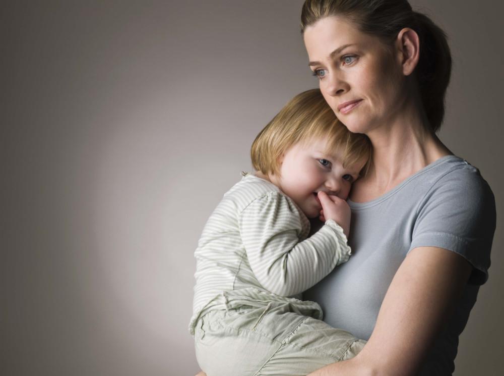 меня Как помочь матери одиночке глазах