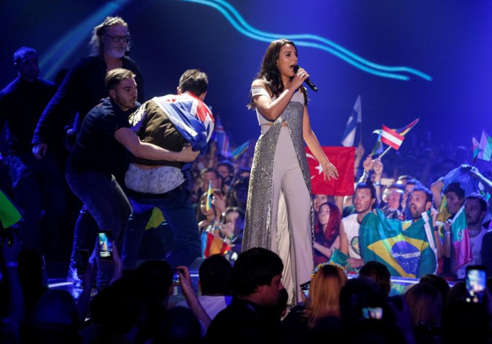 Новости Украины: Джамала впервые прокомментировала инцидент с Седюком на Евровидении-2017