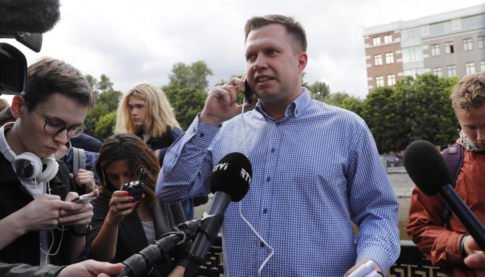 Николай Ляскин заказал себя за 150 тысяч рублей