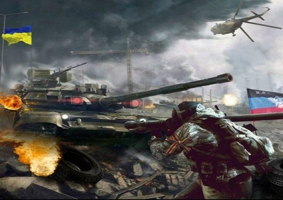 Война на Донбассе глазами американцев
