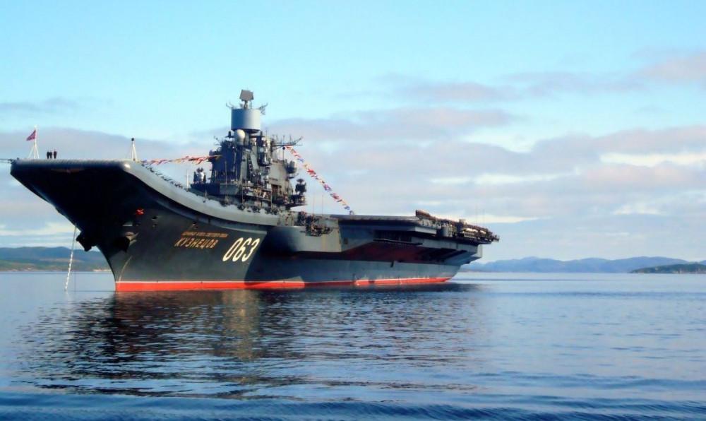 В Крыму могут начать строительство новых авианосцев