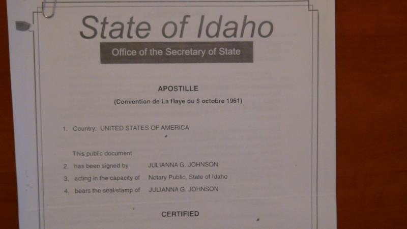 Американский штат Айдахо признал Крым российским