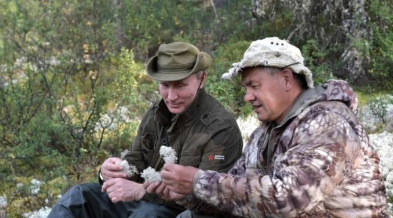 Изучение местной флоры в 2018 г. Источник: fedpress.ru