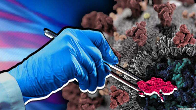 Эксперт по биооружию: вакцина не менее опасна, чем коронавирус.