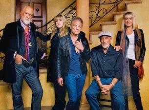 Fleetwood Mac 2014 Tour Photo