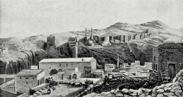 Картинки по запросу Страна Армянских царей - город Эдесса, село Вакф