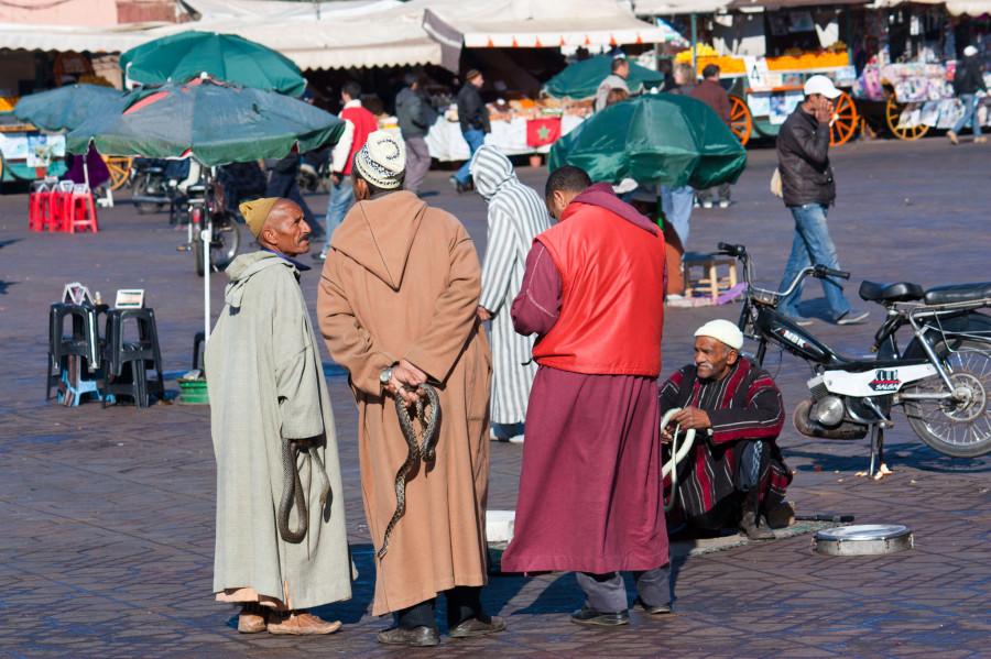 Марокко с планБ
