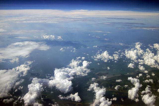 небо над таиландом