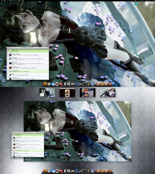 Desktop Screenshot, click to view full size.