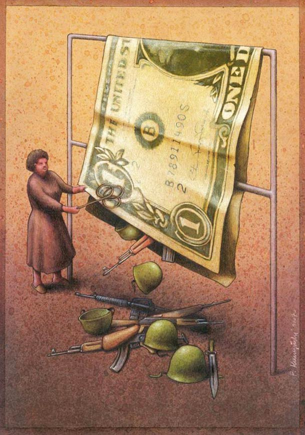 Satirical-Illustrations-by-Pawel-Kuczynski-7