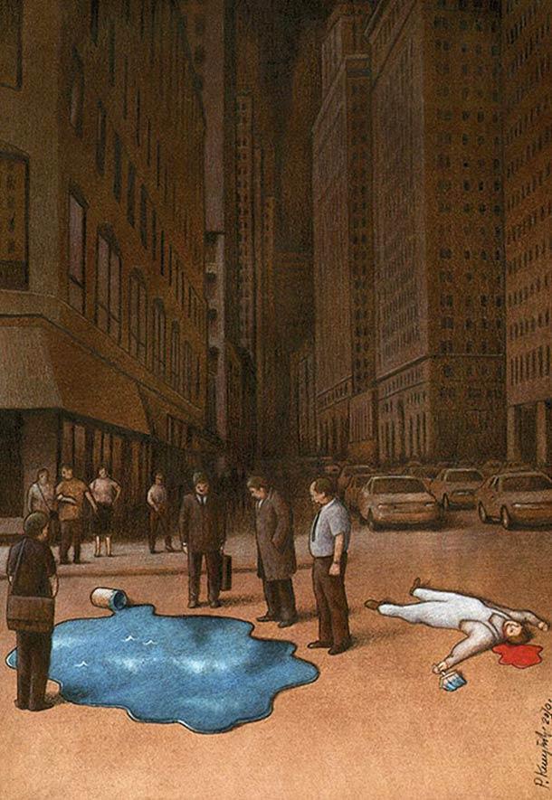 Satirical-Illustrations-by-Pawel-Kuczynski-14