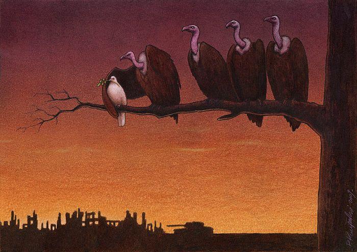 Satirical-Illustrations-by-Pawel-Kuczynski-22