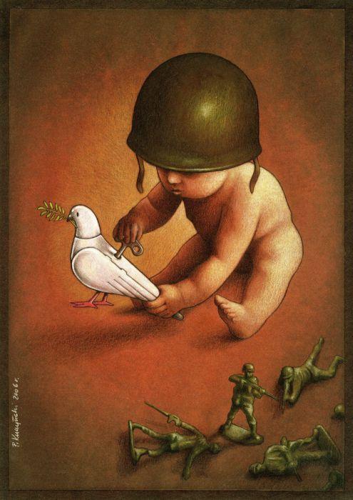 Satirical-Illustrations-by-Pawel-Kuczynski-28