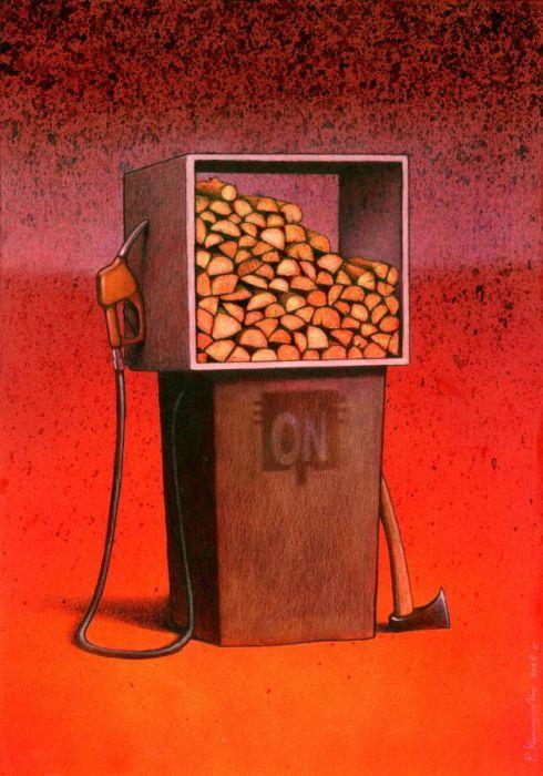 Satirical-Illustrations-by-Pawel-Kuczynski-35