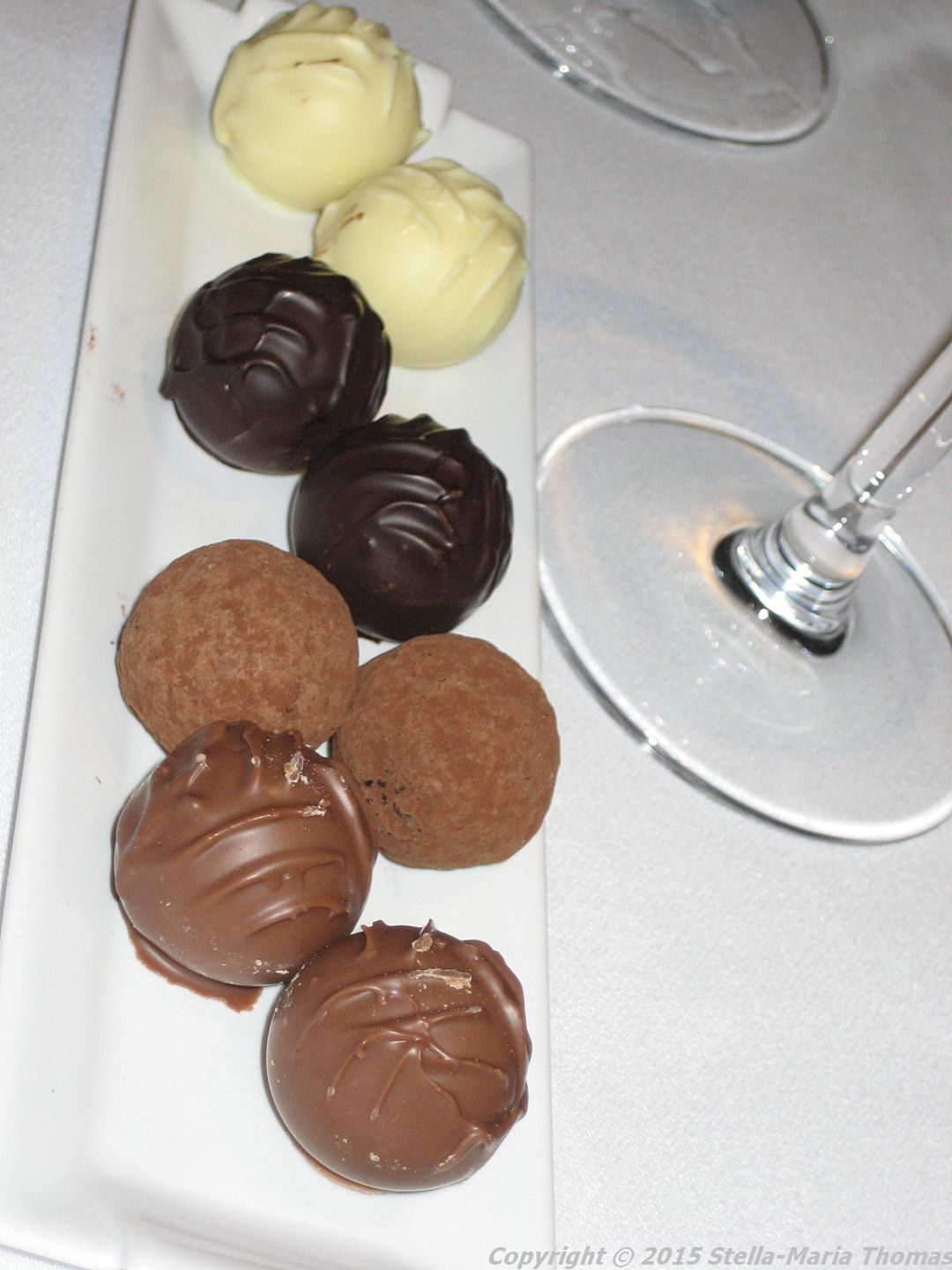 BT TOWER 50TH BIRTHDAY, PETIT FOURS 038