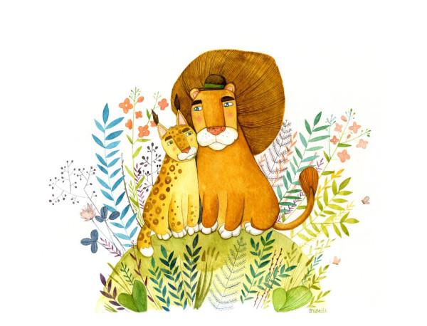 лев и рысь