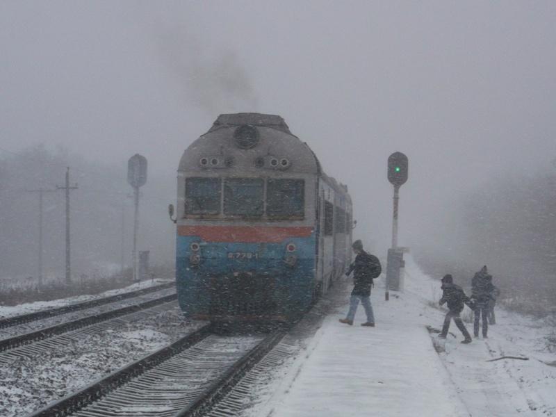 Поезд попасная феодосия