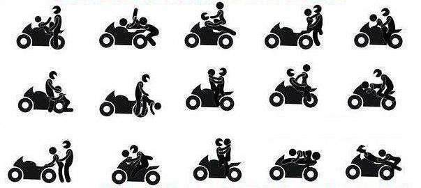 Секс ка мотоцикле