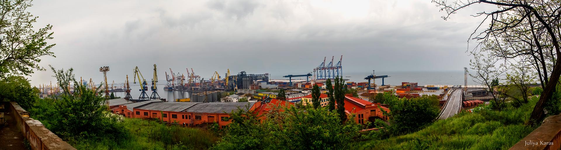 дождливый-порт