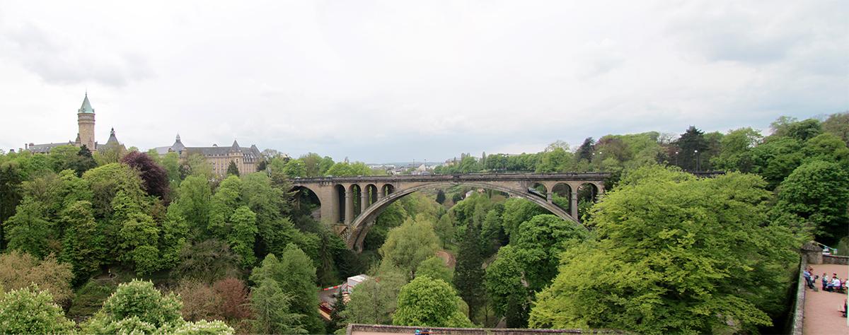Мост-Люксимбург