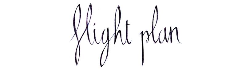 Flight Plan, Page 0 (G)