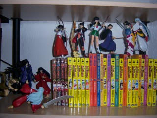 Inuyasha Manga Lot This Is Allllllllllllot Of I Wanted Like 3 5 Per Book Or A Good Offer Please
