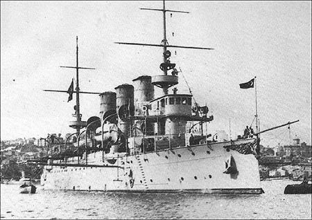 Крейсер Меджидие