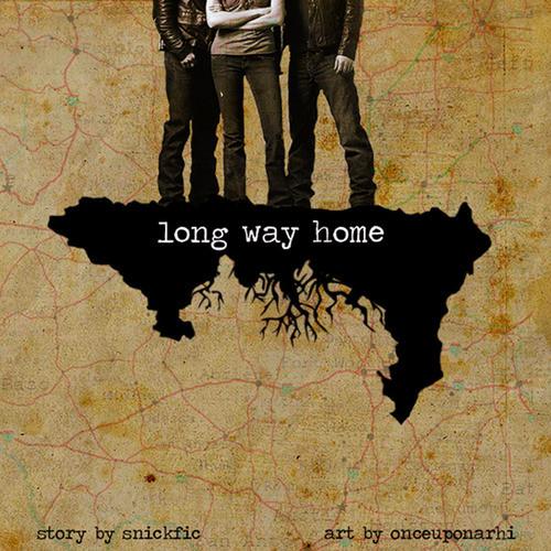 Long Way Home - banner