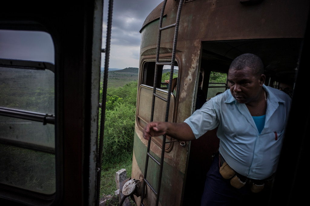 Cuba Trains Photo Gallery