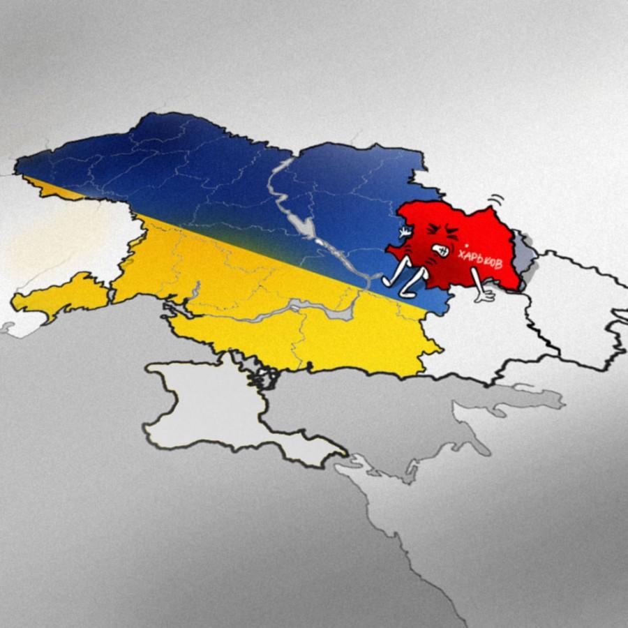 Юго-Восточные регионы украины на пути к независимости