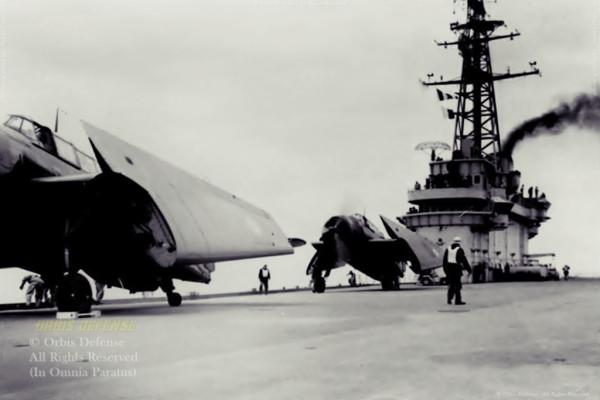 Avenger TBM da Aviação Naval
