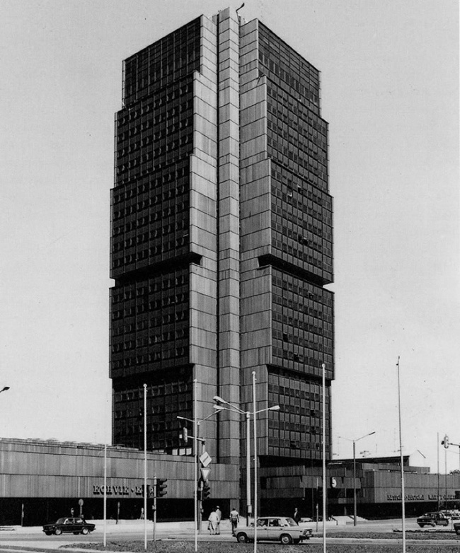 Фантастические сооружения советской архитектуры — Самый сок!
