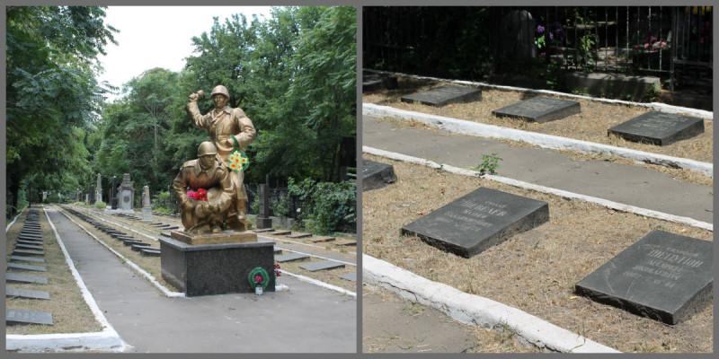 Одесса кладбище 4