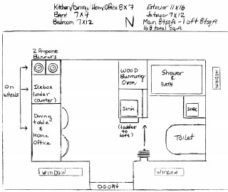 My Evil Master Plan 7X12 house plan My Life