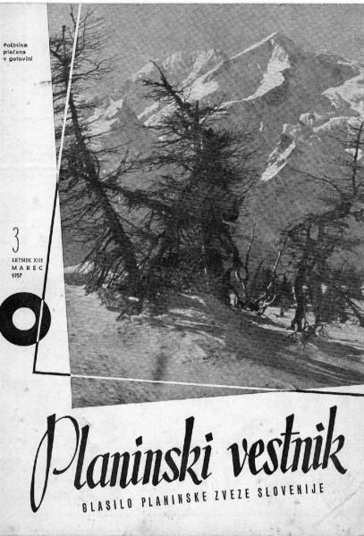 Franc Uran - Cesta na Vrsic - 14
